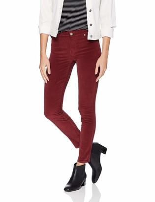 Lucky Brand Women's MID Rise AVA Skinny Jean in Cabernet 25