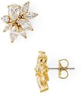 Nadri Dolce Cluster Stud Earrings