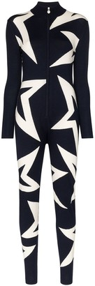 Perfect Moment star pattern jumpsuit