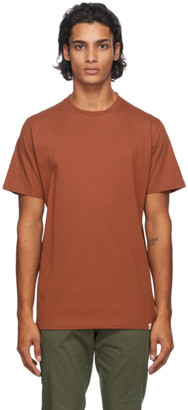 Norse Projects Orange Niels Standard T-Shirt