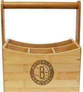 Brooklyn Nets Bamboo Utensil Caddy