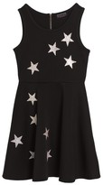 Hannah Banana Girl's Star Embellished Dress