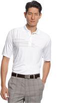 Greg Norman for Tasso Elba Golf Shirt, Faded Stripe Performance Polo
