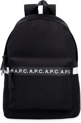A.P.C. Savile Techno-canvas Backpack