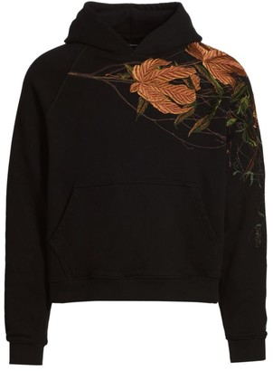 Reese Cooper Branch Embroidered Hoodie