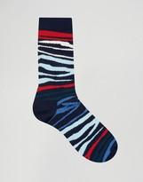 Happy Socks Zebra Socks
