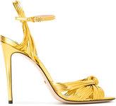 Gucci Knot sandals - women - Lamb Skin/Leather - 36