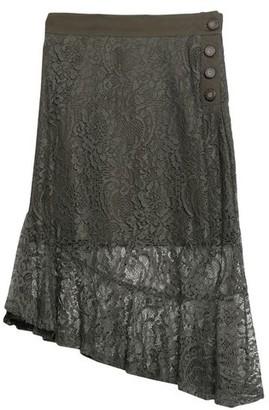 Angela Mele Milano 3/4 length skirt