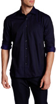 Toscano Mini Dot Jacquard Regular Fit Shirt