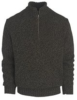 Woolrich Men's Kennebeck Rag Half Zip Sweater