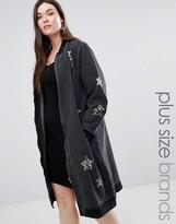 Alice & You Star Embellished jacket
