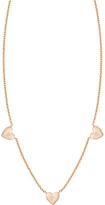 Ariana Rabbani 14K Diamond Heart Necklace