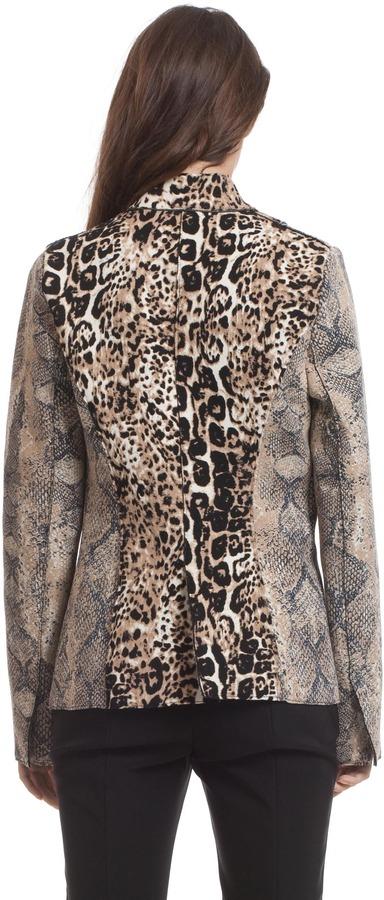 Tracy Reese Combo Jacket