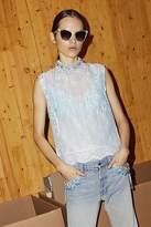 CONTEMPORARY Teardrop Sequin Lace Top