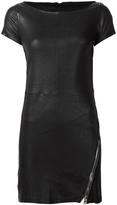 RtA Helene Leather Dress