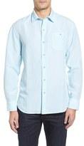 Tommy Bahama Sand Linen Island Modern Fit Sport Shirt