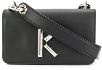 Kenzo Logo-Plaque Cross-Body Bag