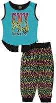"Enyce Baby Girls' ""Split Second"" 2-Piece Outfit"