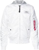 Alpha Industries L-2B bomber jacket - unisex - Cotton/Nylon - S