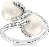 Thomas Sabo Glam & Soul Twisted Blossom sterling silver