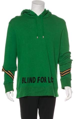 Gucci 2017 Blind For Love Hoodie