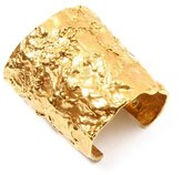 Ben-Amun Foiled Gold Cuff