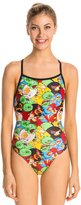 Angry Birds Don't Worry, Be Angry Thin Strap Swimsuit 8132984