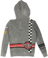 Butter Shoes Castlerock 'Racing Team' Fleece Zip Hoodie - Boys