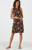 J. Jill Layered Floral Dress