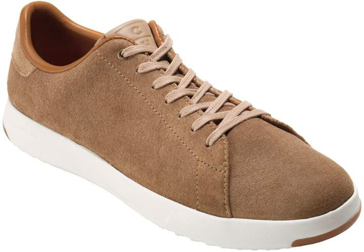 a51548db237 GrandPro Tennis Suede Sneakers