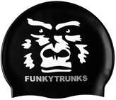 Funky Trunks The Beast Silicone Swim Cap