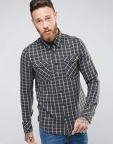 Nudie Jeans Nudie Gunnar Rope Check Shirt