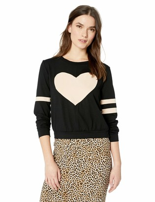 Only Hearts Women's So Fine Love Story Sweatshirt