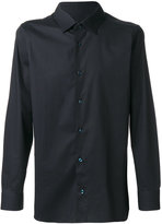 Z Zegna classic shirt - men - Cotton/Spandex/Elastane - 39