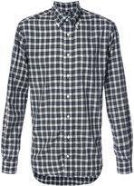 Gitman Brothers checkered shirt