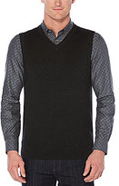 Perry Ellis V-Neck Sweater Vest