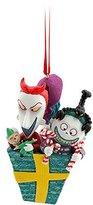 Disney Lock, Shock & Barrel Ornament - The Nightmare Before Christmas