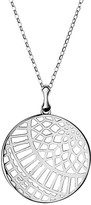 Links of London Sterling Silver Timeless Arch Pendant Necklace, 32""