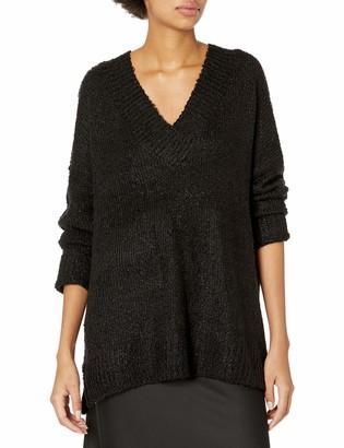 Jack by BB Dakota Women's V-Neck Sweater