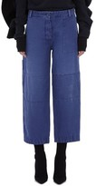 Burberry Women's Crop Workwear Pants