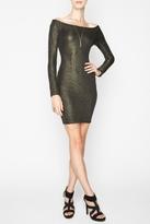 BCBGMAXAZRIA Bcbgeneration Off-The-Shoulder Dress