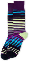 Unsimply Stitched Alexander Stripe Crew Socks