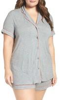 Nordstrom Plus Size Women's 'Moonlight' Short Pajamas