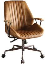 ACME Furniture Hamilton Mid-Back Leather Executive Chair