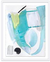 """One Kings Lane Tiki - Linda Colletta - 28.5""""L x 36""""W x 2""""D Art"""