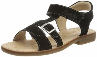 Lurchi Girls' Zelia T-Bar Sandals