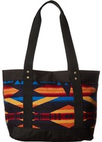Pendleton Small Snap Tote Tote Handbags