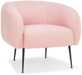Urbia Sepli Accent Chair, Rosa