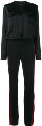 Haider Ackermann Side Stripe Jumpsuit