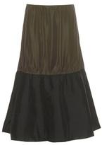 Marni Silk-blend Skirt